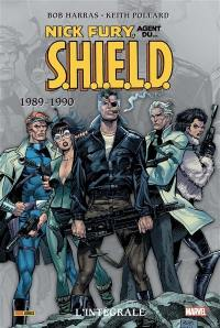 Nick Fury, agent du... SHIELD, 1989-1990