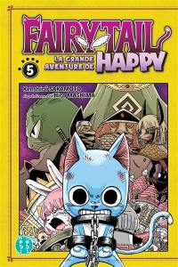 Fairy Tail. Volume 5,