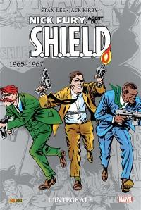 Nick Fury, agent du... SHIELD, 1965-1967