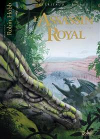 L'assassin royal. Volume 10, Vérité le dragon