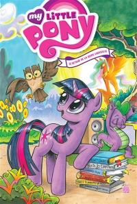 My little pony. Volume 1, Le retour de la reine Chrysalis