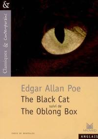The black cat; Suivi de The oblong box