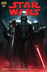 Star Wars. n° 1, Darth Vader