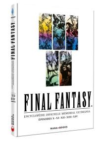 Final Fantasy. Volume 2, Episodes X, XI, XII, XIII, XIV