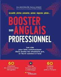 Booster son anglais professionnel