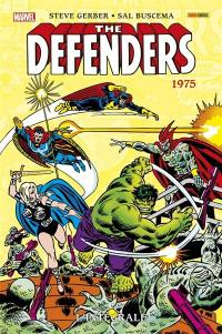 The Defenders. Volume 4, 1975