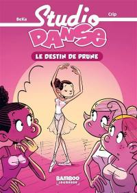 Studio danse. Volume 1, Le destin de Prune