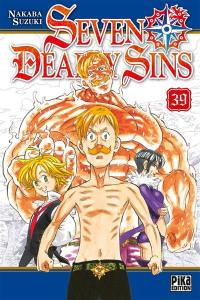 Seven deadly sins. Volume 39,