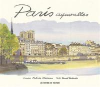Paris aquarelles