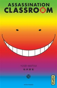 Assassination classroom. Volume 10,