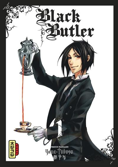 Black Butler. Volume 1,