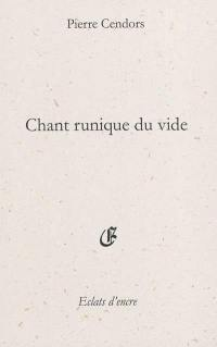 Chant runique du vide