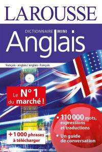 Mini-dictionnaire français-anglais, anglais-français = Mini dictionary French-English, English-French