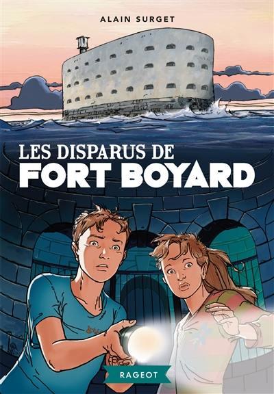 Axel: les disparus de fort-Boyard roman 128 pages 9782700254655