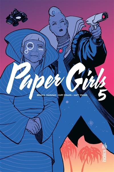 Paper girls. Volume 5,