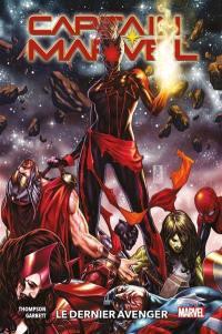 Captain Marvel. Volume 3, Le dernier Avenger