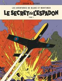 Le secret de l'Espadon. Volume 1, La poursuite fantastique