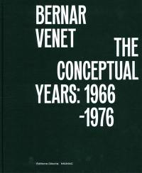 Bernar Venet, the conceptual years