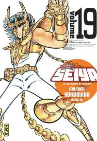 Saint Seiya. Volume 19,