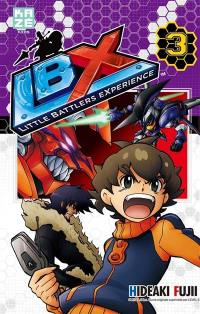 Little battlers experience. Volume 3,