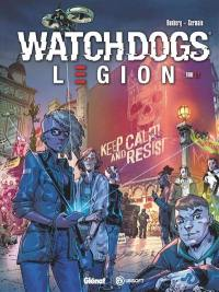 Watch dogs legion. Volume 1,
