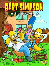 Bart Simpson. Volume 3, Fils d'Homer