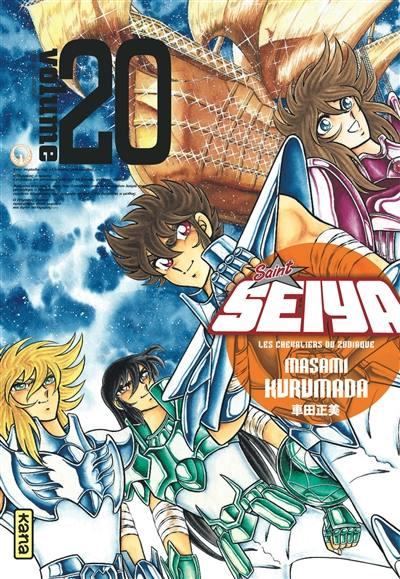 Saint Seiya. Volume 20,