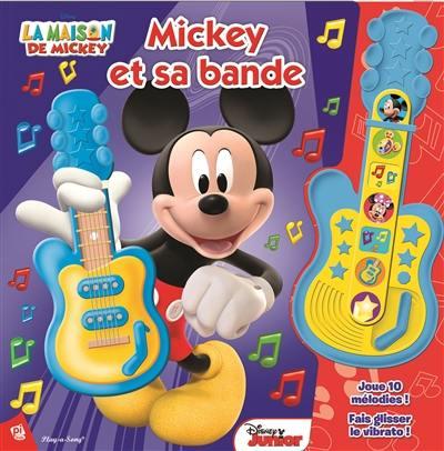 Livre La Maison De Mickey Ecrit Par Walt Disney Company