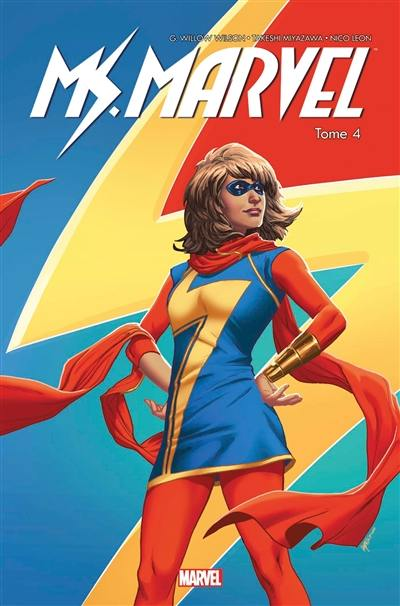 Miss Marvel. Volume 4,