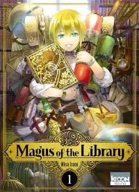 Magus of the library. Volume 1,