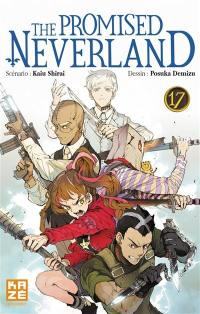 The promised Neverland. Volume 17,