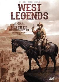 West legends. Volume 2, Billy the Kid