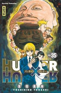 Hunter x Hunter. Volume 35,