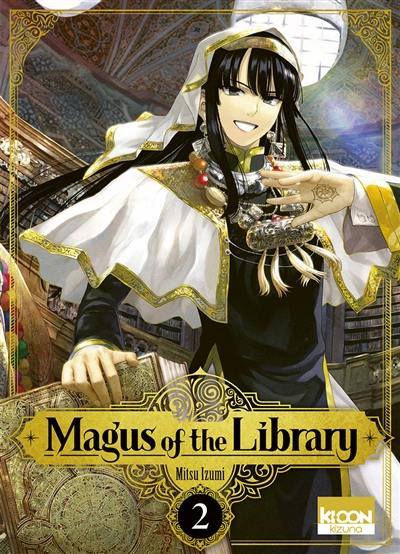 Magus of the library. Volume 2,