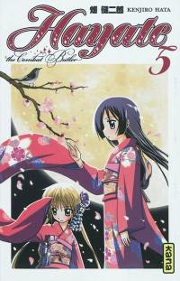 Hayate, the combat butler. Volume 5,
