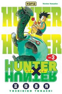 Hunter x Hunter. Volume 3,