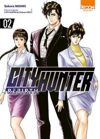 City Hunter rebirth. Volume 2,