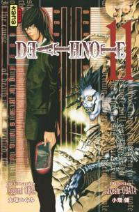 Death note. Volume 11,