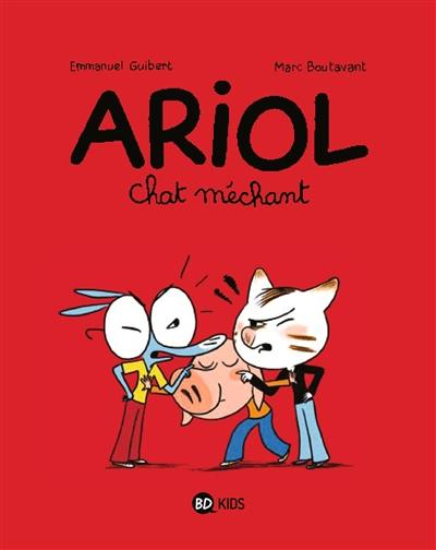 Ariol. Volume 6, Chat méchant