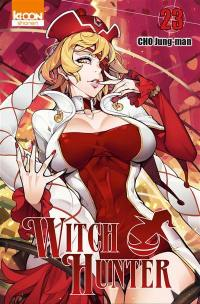 Witch hunter. Volume 23,