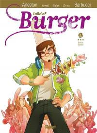 Lord of burger. Volume 2, Etoiles filantes