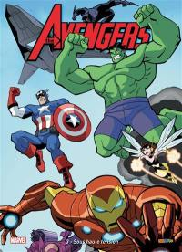 The Avengers. Volume 3, Sous haute tension