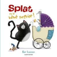Splat le chat, Splat et le bébé surprise !