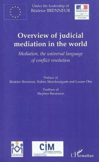 Overview of judicial mediation in the World