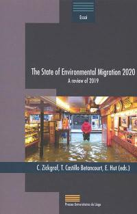 The state of environmental migration 2020