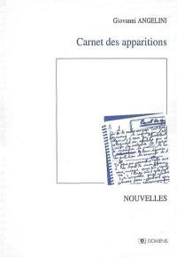 Carnet des apparitions