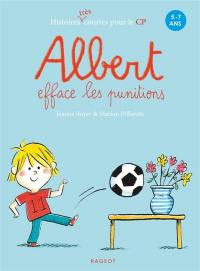 Albert, Albert efface les punitions