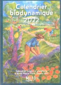 Calendrier Des Semis 2022 Editeur : Mouvement de culture biodynamique   Page 1/2