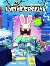 The lapins crétins. Volume 12, Méga bug