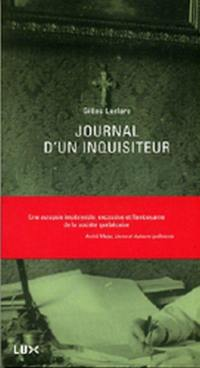 Journal d'un inquisiteur